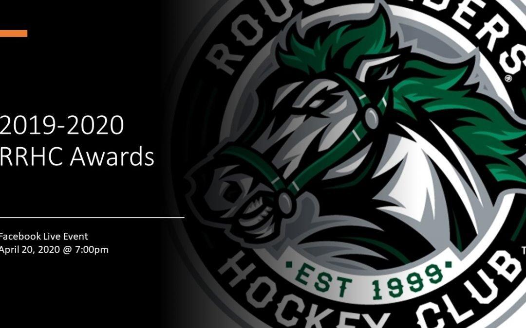 2019-2020 RRHC Awards Presentation