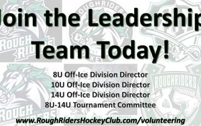 Join the Leadership Team Today!